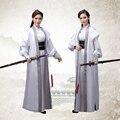Hanfu Antiguo Traje Blanco Hanfu Hombres Mujeres Ropa Nacional chino Tradicional Nacional juego de La Espiga Trajes de la Etapa