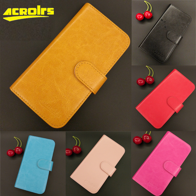 """6 Colors Super!! Irbis SP21 Case 5"""" Fashion Customize Leather Exclusive Protective 100% Special Phone Cover+Tracking"""
