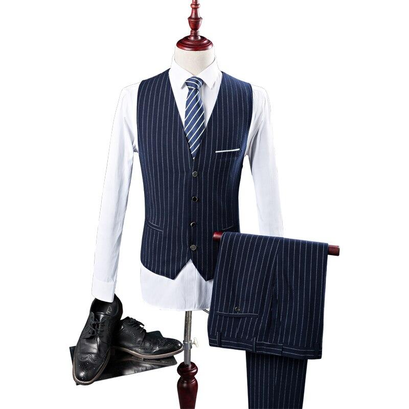 2017 butiku i ri i stileve të katër stileve i përshtatet biznesit - Veshje për meshkuj - Foto 2