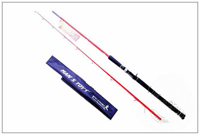 Casting Lure Rod MH Power 2 Section 2.28/2.4m Carbon Fishing Snakehead Super Strong Fish Pole fish hunter road asian pole lightning rod grips quake 2 2 m mh tune fishing rods lrtc3 762mh