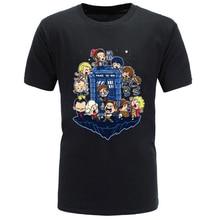 Doctor Who Figure Cartoon T Shirts 2019 Latest Young Funny T-Shirts Mens Party Tshirts Anime Comic Pokemon Tee Shirt Boy
