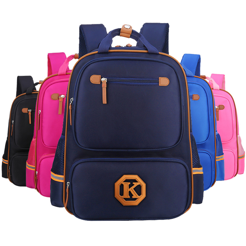 British Style High Quality Brand School Bags for Girls And Boys Schoolbag Children Orthopedic Backpack Pupil