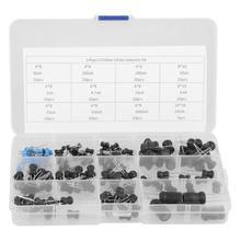145 шт 10uH-10mH 12 значений дроссельные индукторы Ассорти комплект с высоким качеством