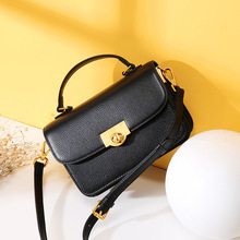 High Quality Genuine Leather Bag Crossbody Bags For Women Shoulder Bag Small Female Flap Famous Brand Woman Bags 2019 недорого