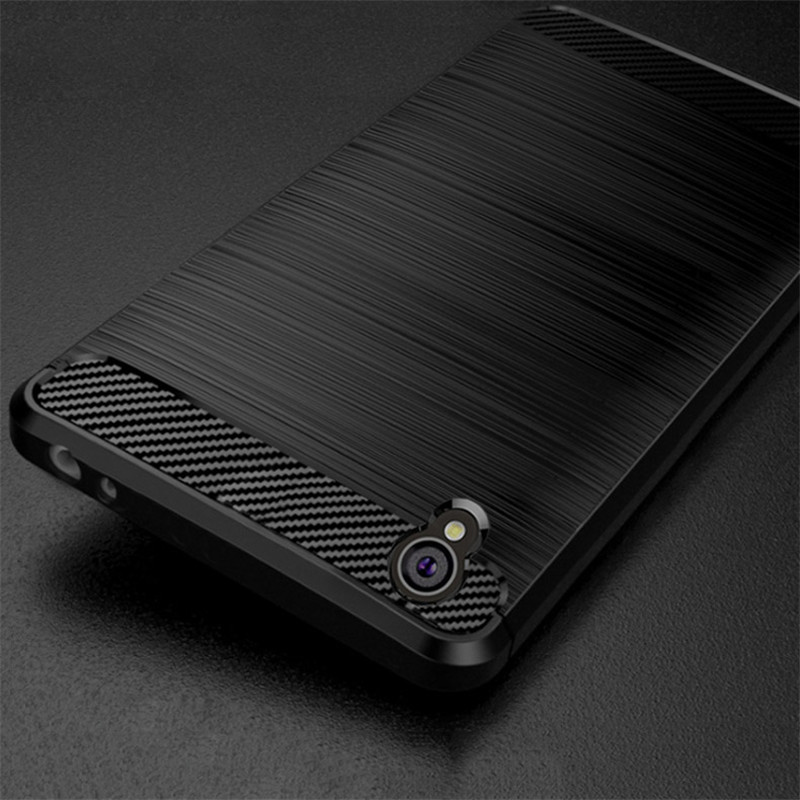 Case Carbon Fiber Sony Ultra Plus Covers 1