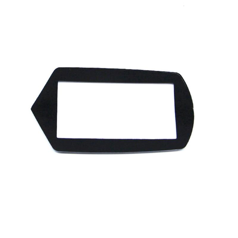 B9 LCD Keychain Case Glass Cover For Starline B9 A91 B6 A61 B61 B91 V7 2-way Car Anti-Theft Remote Control Key Chain