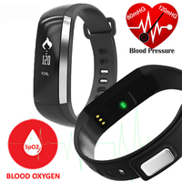 M2 0 86 Blood Pressure Wrist Watch Pulse Meter Monitor Call Message remind Smart Bracelet for