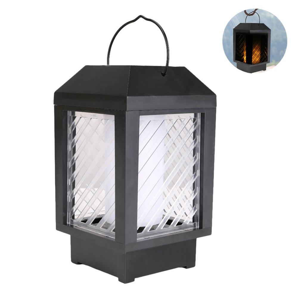 Solar Lights To Hang On Fence: Home Garden Solar Light LED Wall Lamp Solar Powered