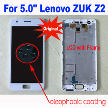 """Original Best Working For 5.0"""" Lenovo ZUK Z2 Z2131 LCD Display Touch Screen Digitizer Assembly Sensor Phone Replacement Parts"""