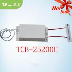 10 шт./лот TCB-25200C AC220V воздух чистый воздух свежее механической обработке компоненты озонатор для очистки воды для мини-генератор озона