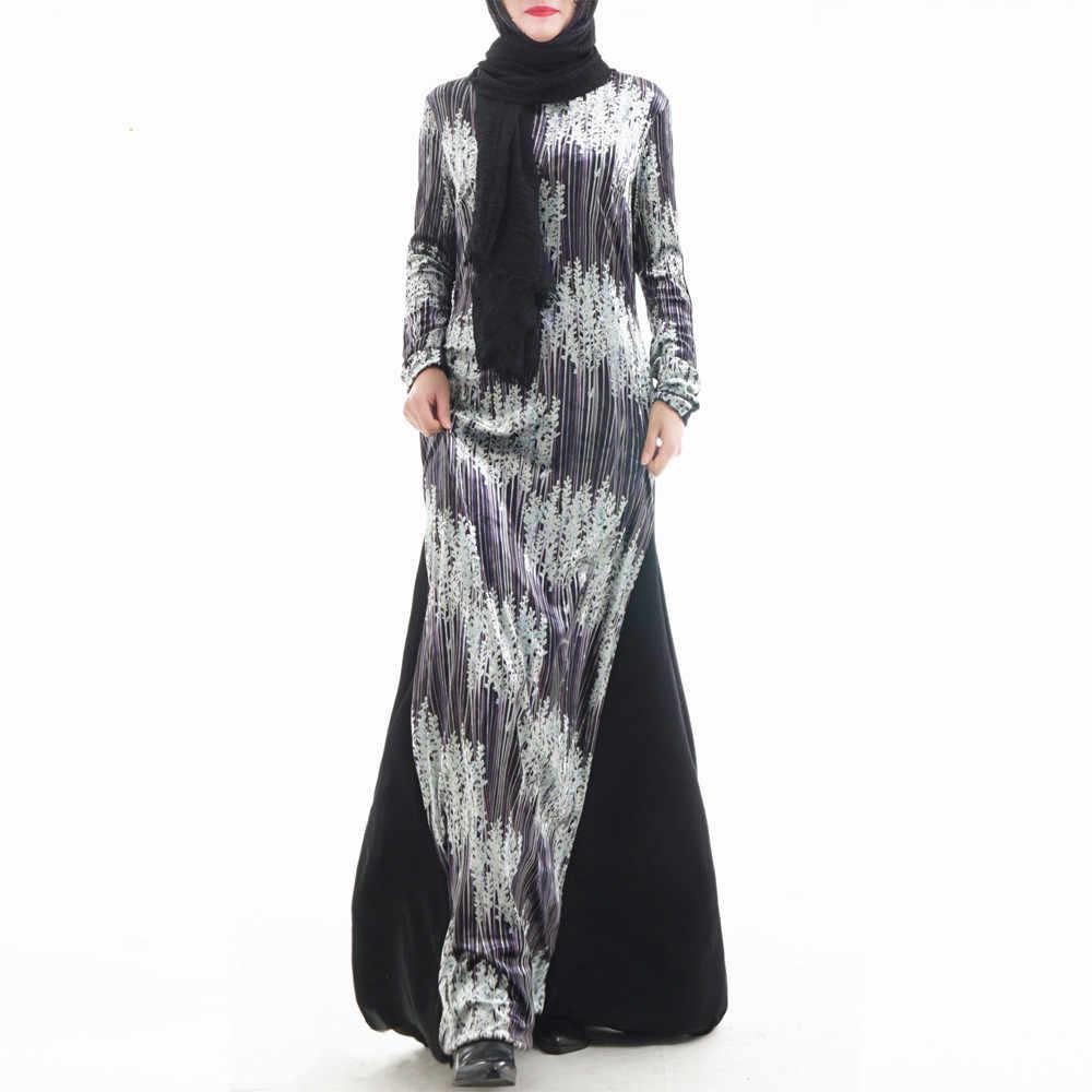 패션 이슬람 드레스 터키 아랍어 드레스 abaya 이슬람 두바이 블루 caftan 가운 musulmane femmale 이슬람 롱 드레스 플러스 크기