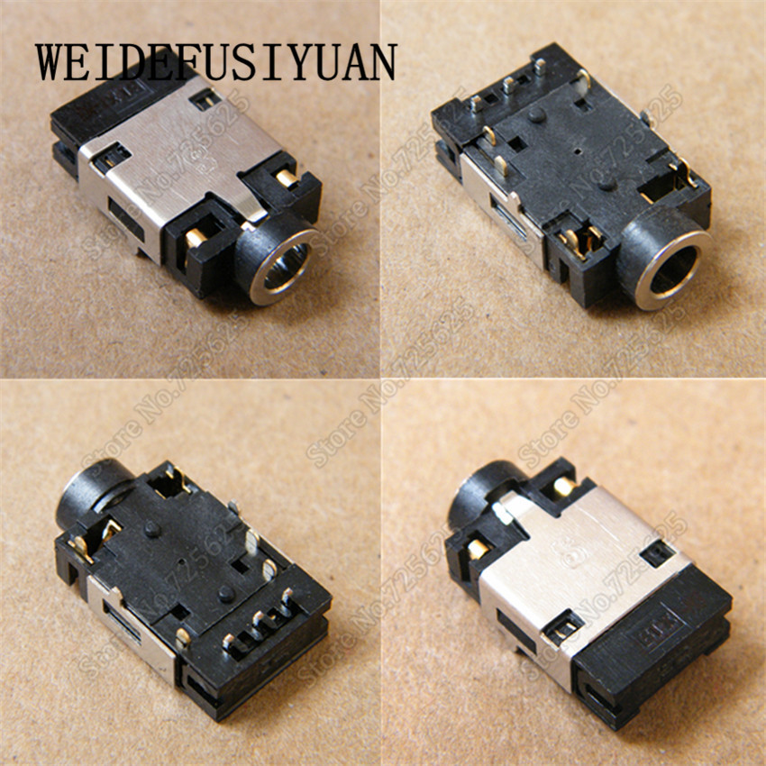 Competent Laptop Audio Jack Connector Headphone Port For Lenovo Y470 Y471 Y480 Y485 Y470 Y470n Y510 Y510p Back To Search Resultscomputer & Office