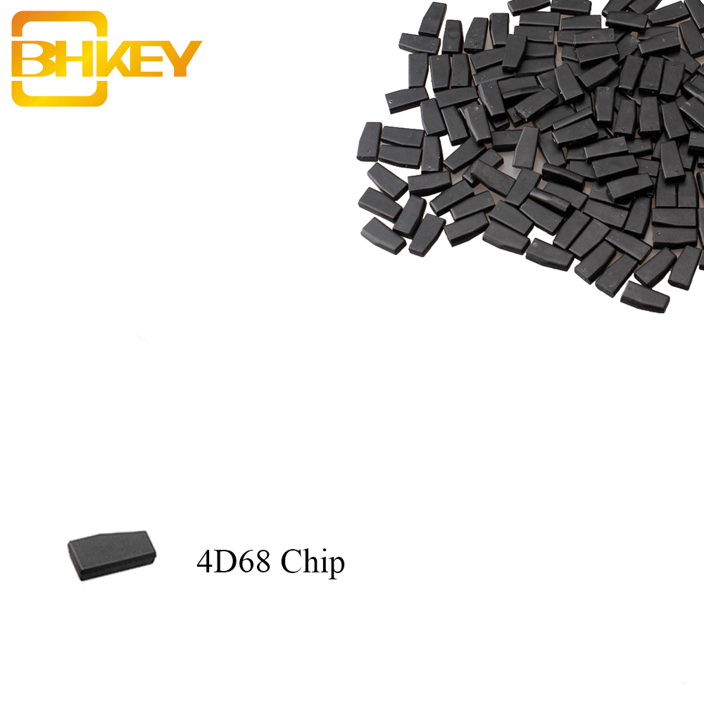 BHKEY Car Key Chip For Toyota For Lexus 4D ID 68 4D68 Chip Transponder Chip
