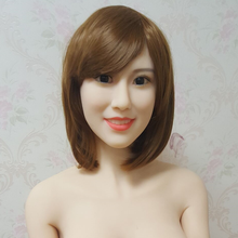 #92 NEW silicone sex doll head for big size love doll,oral sex doll heads silicone product