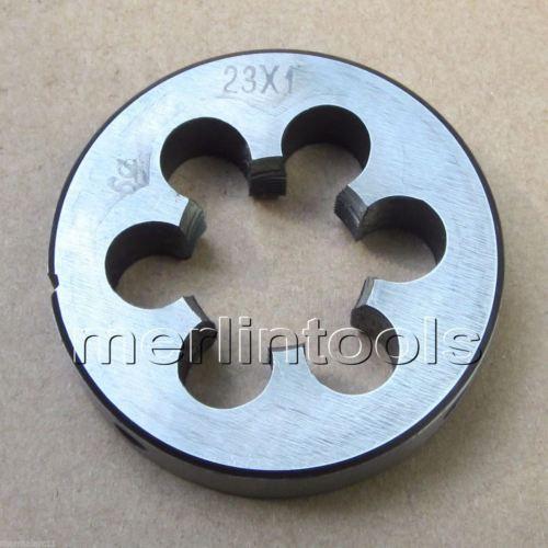 M23 X 0.5 0.75 1.0 1.25 1.5 Metric Right Hand Die
