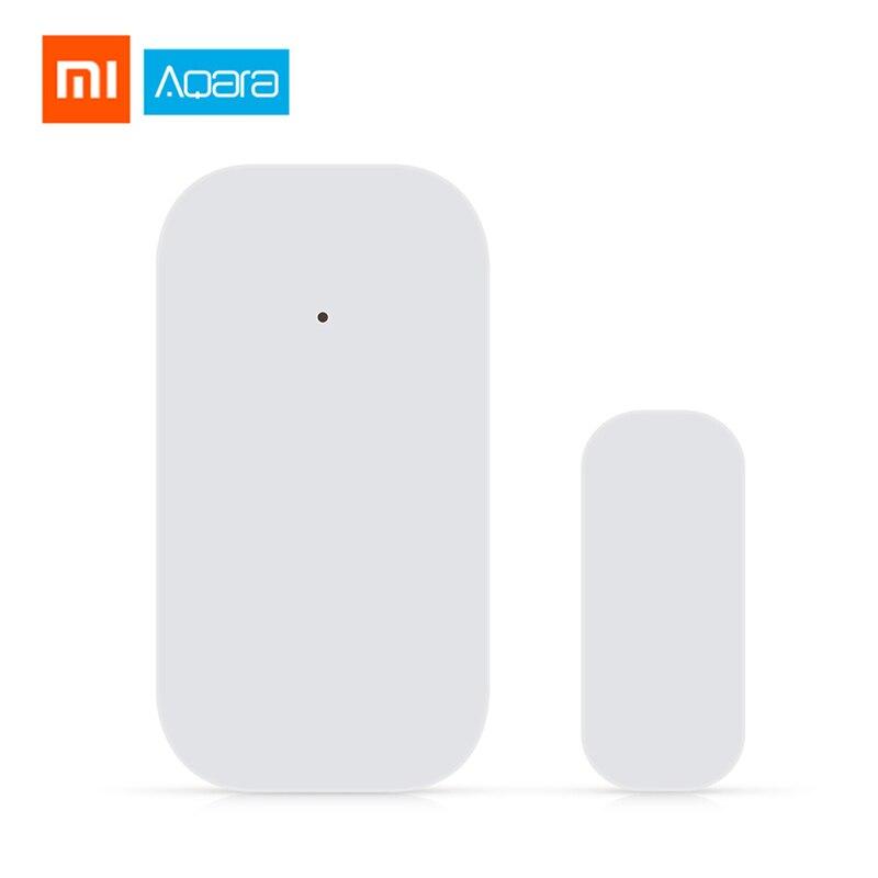 Xiaomi Aqara Door Sensor Smart Window Door magnet Intelligent Home Security Device ZigBee Wireless control Mi