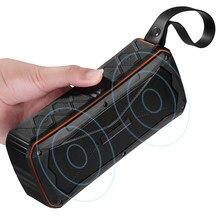 Haut-parleur Bluetooth Portable sans fil S610, caisson de basses étanche, carte AUX TF, lecture mains libres avec Microphone