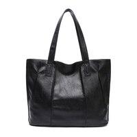 Luxury Famous Brand Leather Handbags Women Bags Designer Fashion Women's Shoulder Bags For Women 2018 satchel Hand Female N221
