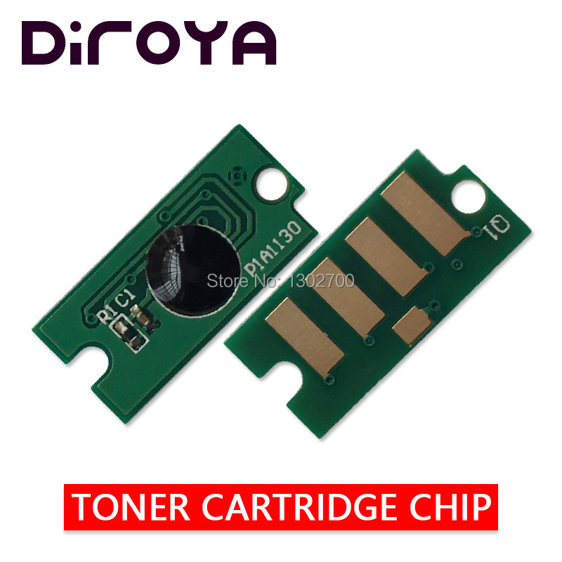 4 x Toner Chip For Xerox Phaser 6010 6000 Workcentre 6015  106R01627 ~ 106R01630