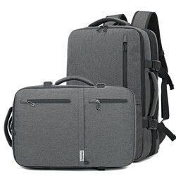 2020 männer Multifunktions 17 Zoll Laptop Tasche Für Männliche Wasserdichte Reise Handtaschen Große Kapazität Casual USB Business Taschen XA179ZC