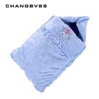 Winter Envelopes Baby Sleeping Bag Sleepsack For Stroller,Soft Sleeping bag for baby,Baby slaapzak,sac couchage naissance