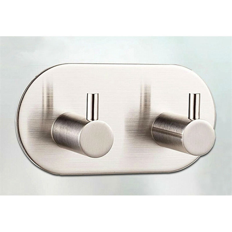 Coat Hooks Modern Style Stainless Steel Wall Hook ...