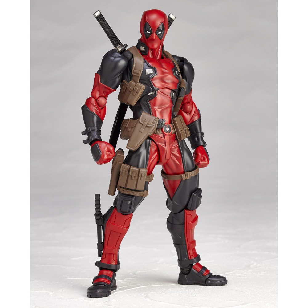 15cm Deadpool Action Figure 16