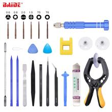 New Combination 24 in 1 With Screwdriver Molibe Phone Screen LCD Pliers Opening