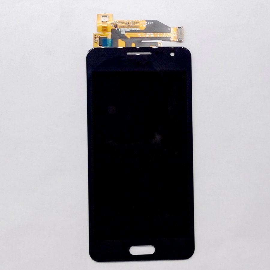 Testé bon Pour Samsung Galaxy A5 2015 A500 A500FU A500F A500M A500Y LCD Avec tactile en verre ensemble Complet de réparation affichage peut pas ajuster