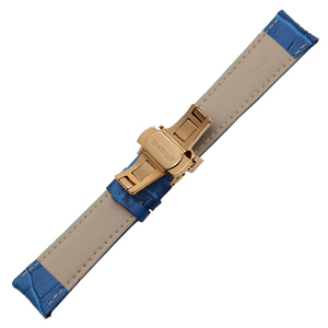 Image 4 - Genuine Leather Watchband for Breitling Omega Mido Replacement Watch Band Butterfly Clasp Strap 14/16/18/19/20/21/22/23/24/26mm