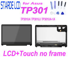 For Asus Transformer Book TP301 TP301U TP301UJ TP301UA 13.3Full LCD Screen Touch Digitizer Display Assembly