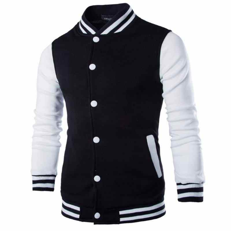 2019 модный дизайн винно-красного цвета, новая мужская бейсбольная куртка для мальчиков, мужская приталенная куртка Университетского колледжа, Мужская брендовая стильная куртка Veste Homme