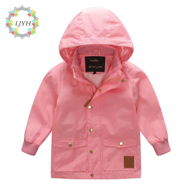 Aliexpress.com : Buy Panda Pattern Outwear Mini Rain Jacket Pico ...