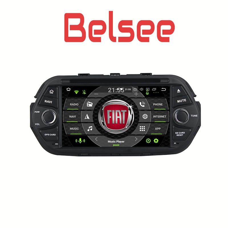 Belsee Autoradio Android 8 0 Head Unit font b GPS b font Navigation Car Radio Stereo