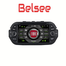Belsee Autoradio Android 8.0 Head Unit GPS Navigation Car Radio Stereo DVD Player 4GB 8  Core for Fiat Tipo Egea 2015 2016 2017