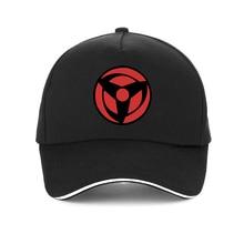 Anime Uchiha Obito Kakashi Sharingan Dad Hat 100% Cotton Baseball Caps Naruto print Snapback Hats bone