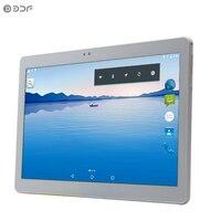 BDF Original Android 5.1 10 inch Được Xây Dựng Trong 3 Gam Gọi Điện Thoại thẻ SIM Quad Core CE Thương Hiệu WiFi FM Tablet pc 2 GB + 16 GB Android 5.0 Tab