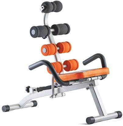 fast delivery AB toal core multifunctional home fitness equipment weight  loss AD abdomen exercise machine 1a2841682