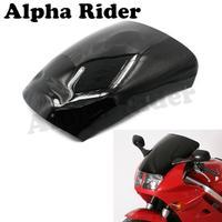 Black Motorcycle Windshield WindScreen Front Glass for Honda VFR750 90 93 VFR 750 1990 1991 1992 1993 ABS Windproof Wind Screen