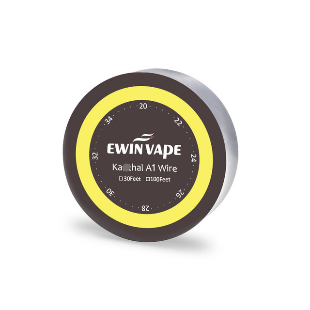 Ewinvape kantal a1 wire resistance wire vapor tech for rba rda 22g ewinvape kantal a1 wire resistance wire vapor tech for rba rda 22g 24g 26g 28g 30g greentooth Image collections