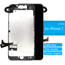for iPhone 7 Touch Screen AAA Quality Full Assembly Replacement Complete LCD Display Digitizer