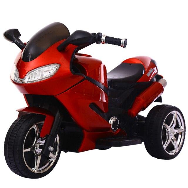 Tricycle Batterie Et Filles Pour Voiture Jouet Chariot Moto De Enfants Peut Grande Bébé Garçons Télécommande S'asseoir Électrique zVjpqSGLUM