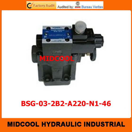 high quality hydraulic valve  BSG-03-2B2-A220-N1-46