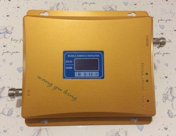 Amplificateur DCS répéteur GSM à double fréquence 900MHZ et 1800mhz de Marketing Direct + antenne intérieure extérieure 1 ensembles - 2