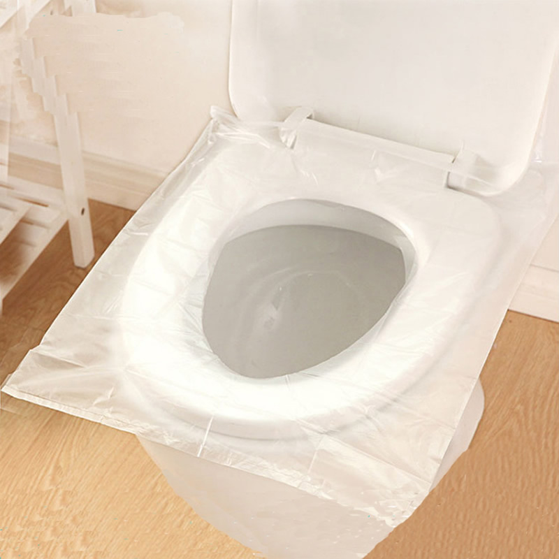 Biodegradable Disposable Travel Toilet Seat Cover 1