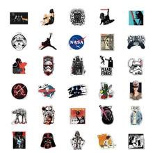 Pvc Stickers 100 Pcs Star Wars Waterproof Creative