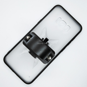 Image 4 - Bike HandleBar Mount Cell Phone Holder Rail Mount Holder Stand with Grip Clip Case for Samsung Galaxy S8/S8 Plus/S9/S10/S10E