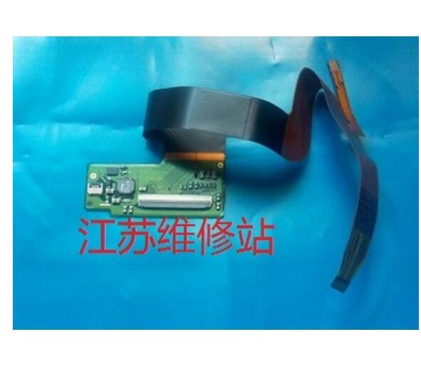 LCD charnière flexible FPC rotation arbre câble flexible remplacement pour Fujifilm X-T20 XT20 caméra