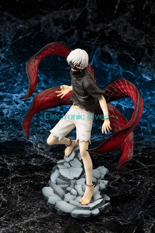 ФОТО SECOND1pcs 22.5cmTokyo Ghouls Jin Muyan centipede model figure  Valentine's gift