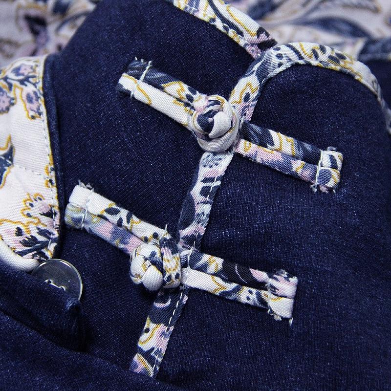 Capuche Vintage À Hoodies Mx275 Solide Bleu Blue Femmes Coton Pulls Complet Peignée Régulier 5RAc4Lj3q
